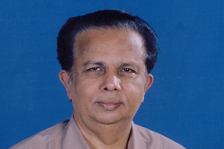 Former ISRO chairman Madhavan Nair 4 others join BJP in Kerala