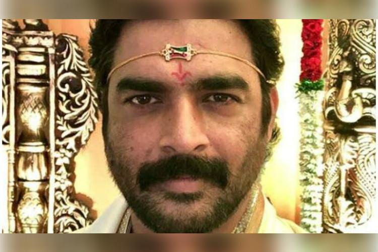 Madhavan wraps up shooting for Savyasachi