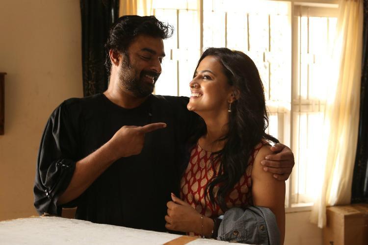 After Vikram Vedha Madhavan and Shraddha Srinath back together onscreen