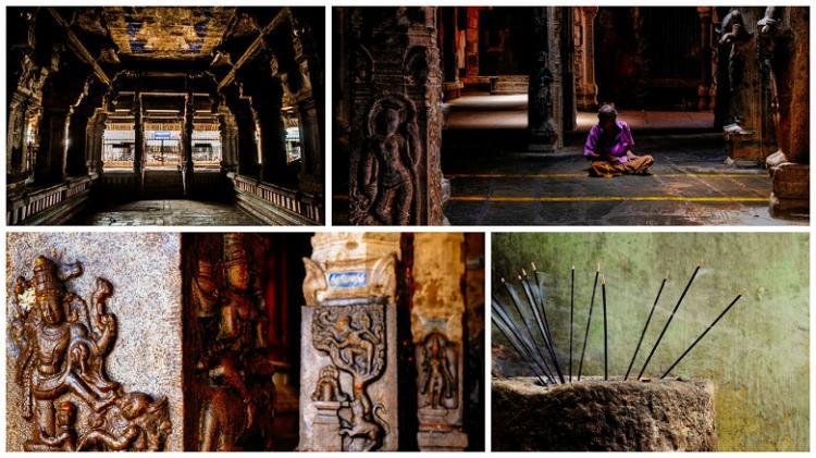Photo Essay A temple for a formless God- Avudaiyarkovil in Tamil Nadu