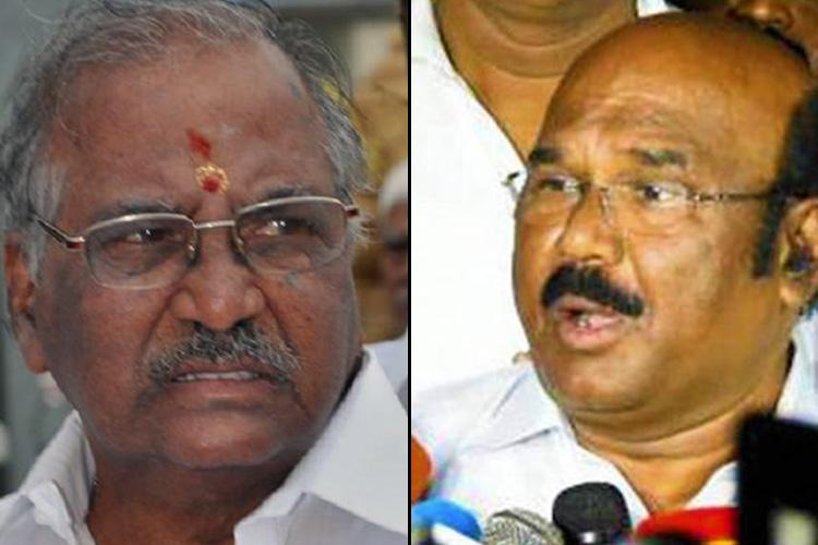 Madhusudhanan thinks he was sabotaged will this create new fissures in AIADMK