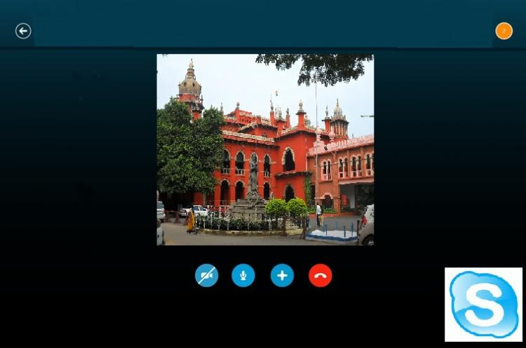 Madras HC judge conducts hearing over Skype orders police protection for couples wedding
