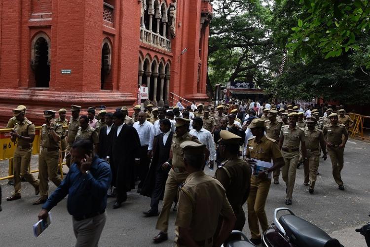 Crime corruption and chaos Tamil Nadus judicial badlands Part 2 - Criminal Lawyering