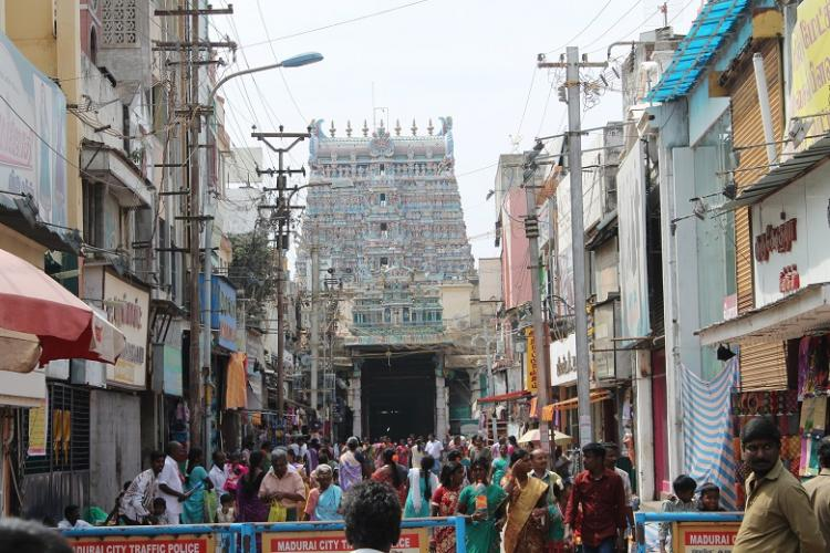 Of Dafedars and Seven Seas Myths and mysteries of street names around Madurai Meenakshi