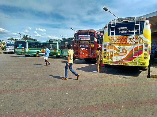 Low-intensity blasts in Madurai bus-stand sparks fear no one hurt