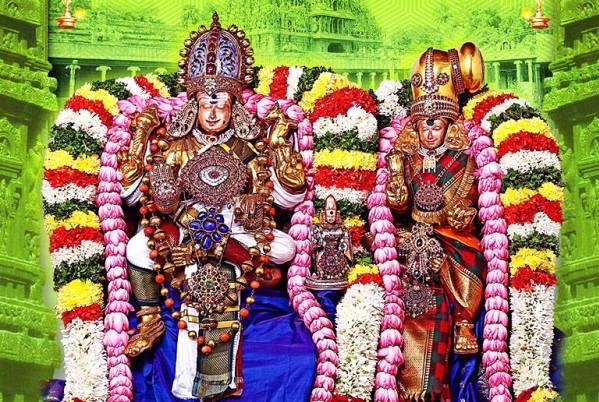 Video It was time for a celestial wedding in Madurais Meenakshi Amman temple