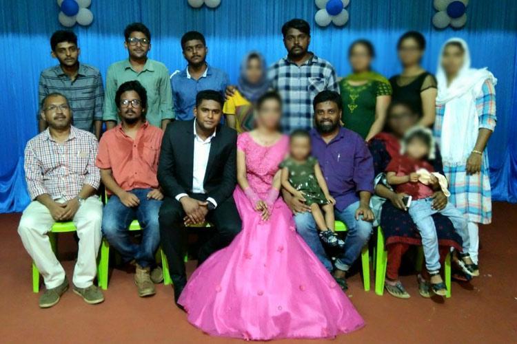 Kerala mosque calls for boycott of family for inter-faith wedding hundreds defy diktat