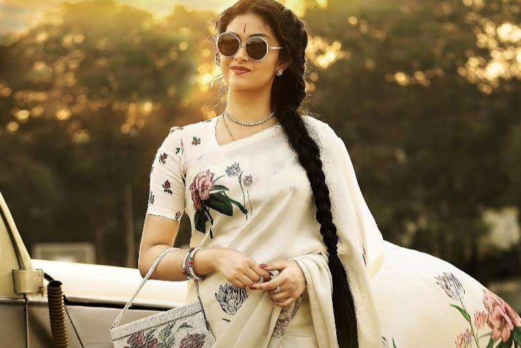 Keerthy turns Queen!