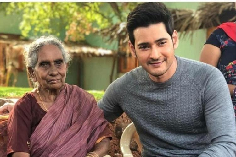 106-yr-old fangirl travels 440 km to meet Mahesh Babu actor overwhelmed