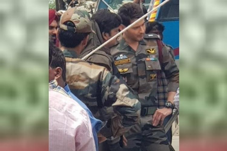 Mahesh Babu plays an army officer in upcoming flick Sarileru Neekevvaru