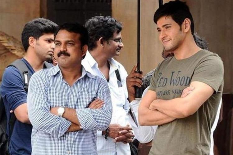 Bharat Ane Nenu director says he will reunite with Mahesh Babu for much bigger film