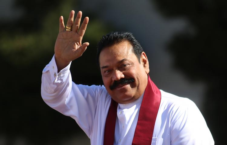 Sri Lankas new govt resumes probe against Rajapaksa regime