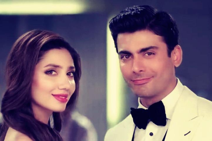 Magical onscreen couple Fawad Khan and Mahira are back together for an ad