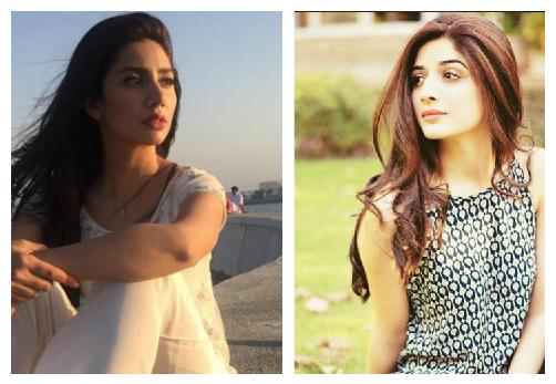 There is no competition with Mahira Khan says Pakistani actress Mawra Hocane