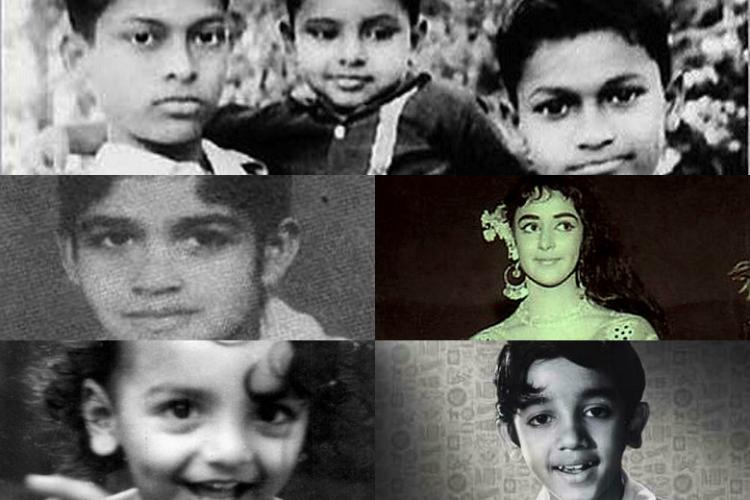 A film-enthusiasts goldmine Rare images of kids-next-door who became superstars