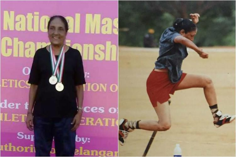 At 80 this incredible TN athlete is long-jumping her way into our hearts