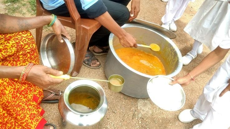 Telangana students forced to skip vegetables in mid-day meal scheme due to soaring prices