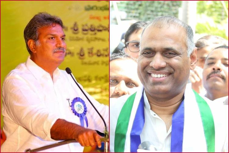 The battle for Vijayawada LS seat Two business tycoons to go head to head