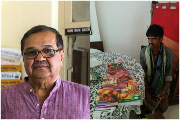 How a coconut pickers determination to educate his children touched a Bengaluru man