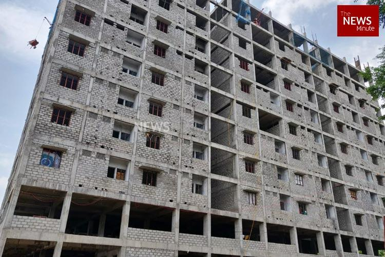 Legal troubles to caste discrimination Telanganas 2BHK scheme is dogged by delays