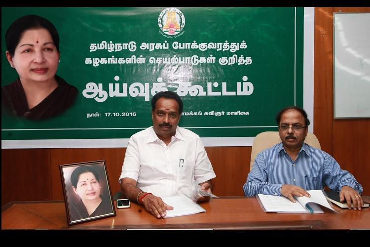 Ammas Omnipresence How CM Jayalalithaa is present in every official meeting of TN govt