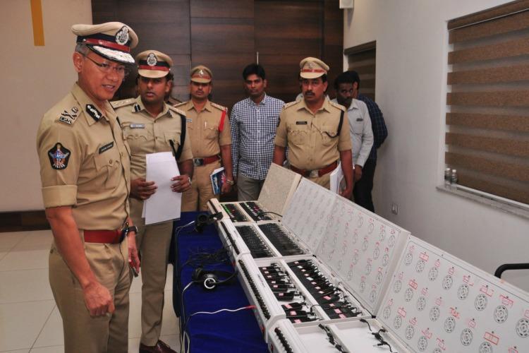 Vijayawada police busts cricket betting racket 8 bookies arrested