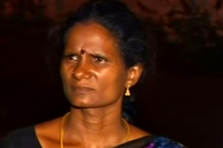 TN woman begs pardon for husband on death row from victims family in Kerala