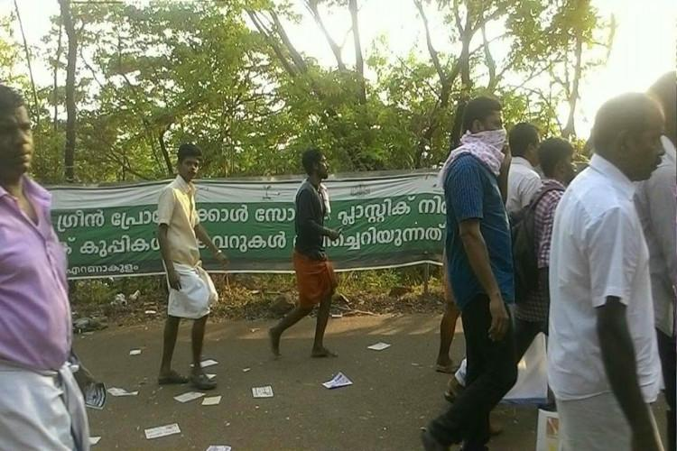 This Kerala pilgrimage cut down on 10 tonnes of plastic by following green protocol