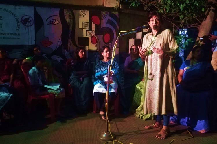 Kerala has turned into an educated silent society Mallika Sarabhai