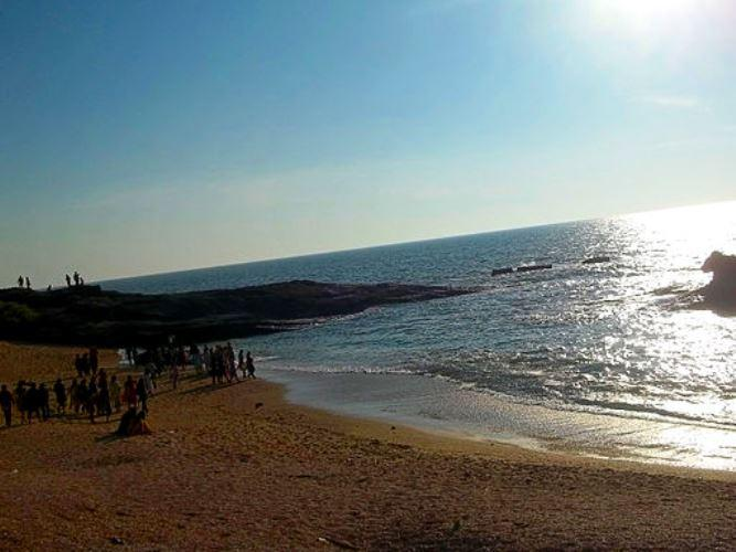 Sting ray season revisits Malpe beach to be closed for tourists until sting-ray fishes go away