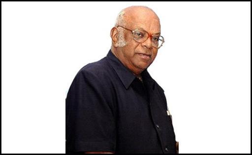 MAM Ramaswamy Ex-Chairman of Chettinad Group passes away