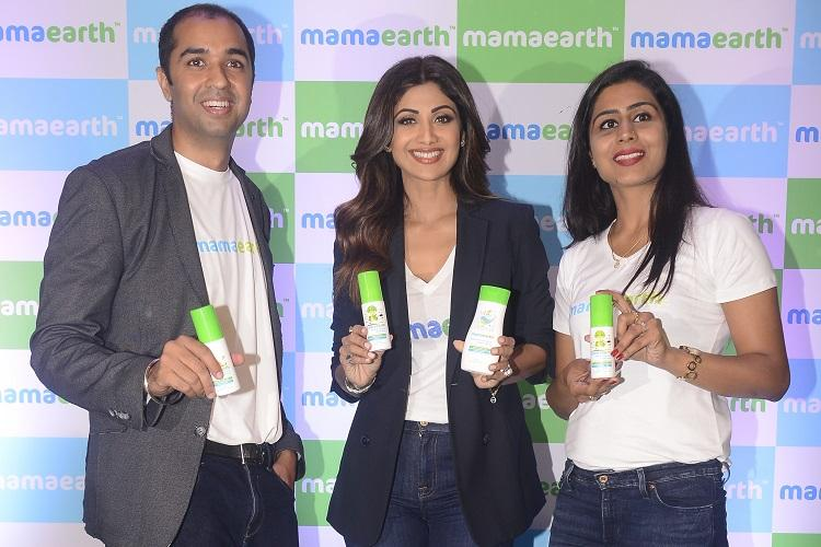 Childcare startup Mamaearth raises funding from Shilpa Shetty Kundra