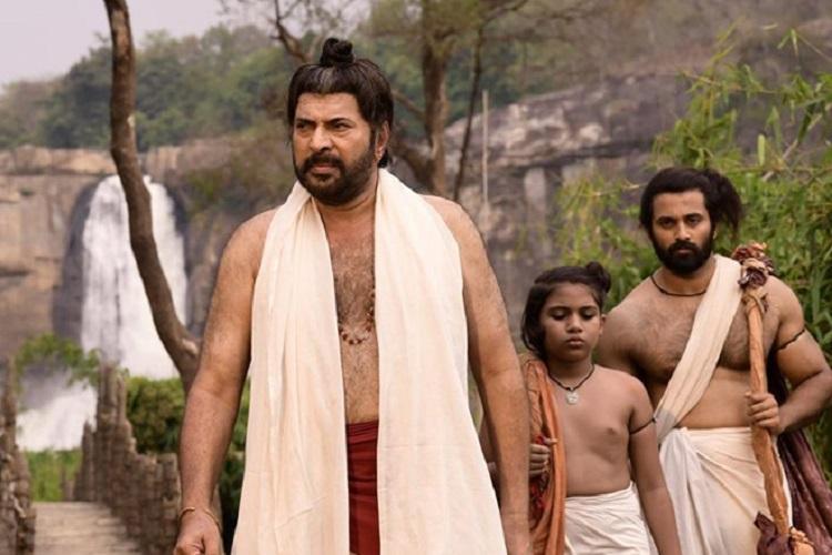 Following negative reviews Mamangam producer lashes out at press meet