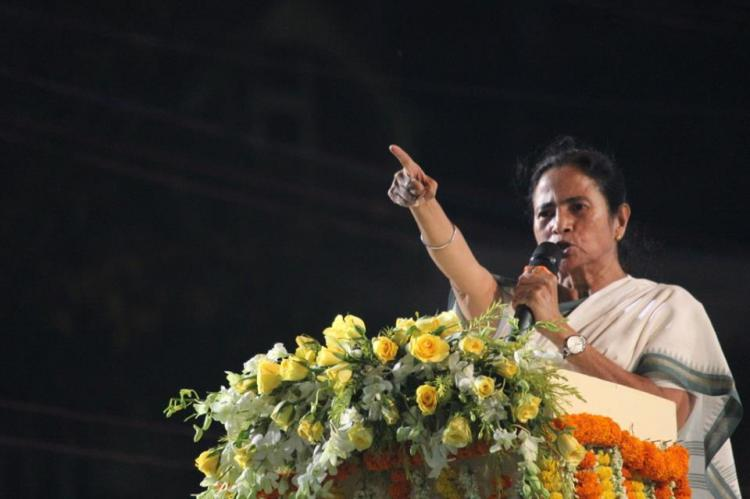 Mamata mocks proposed CPIM-Congress alliance Opposition says she is afraid