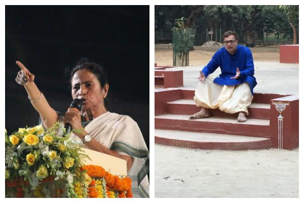 Cases filed against Mamata and Derek over morphed image of Rajnath