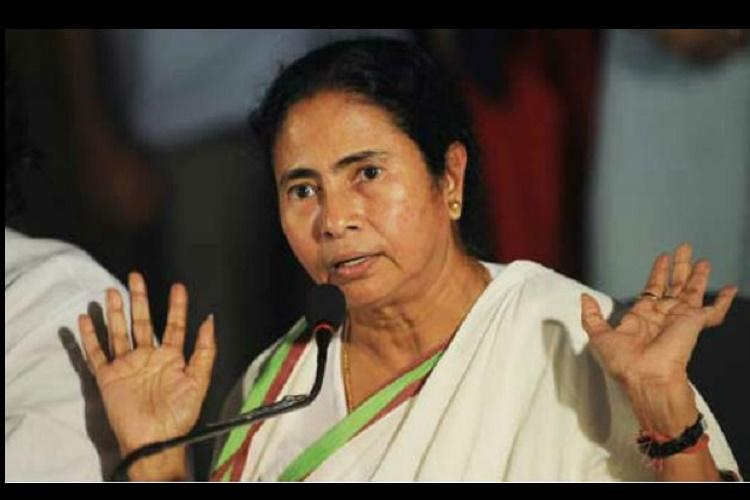 Buffaloes to be out of slaughter ban list to help BJP sympathisers says WB CM Mamata
