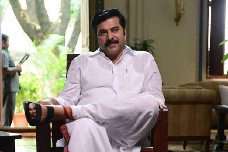 Mammootty cant vote in Kerala local body polls as name missing from voters list
