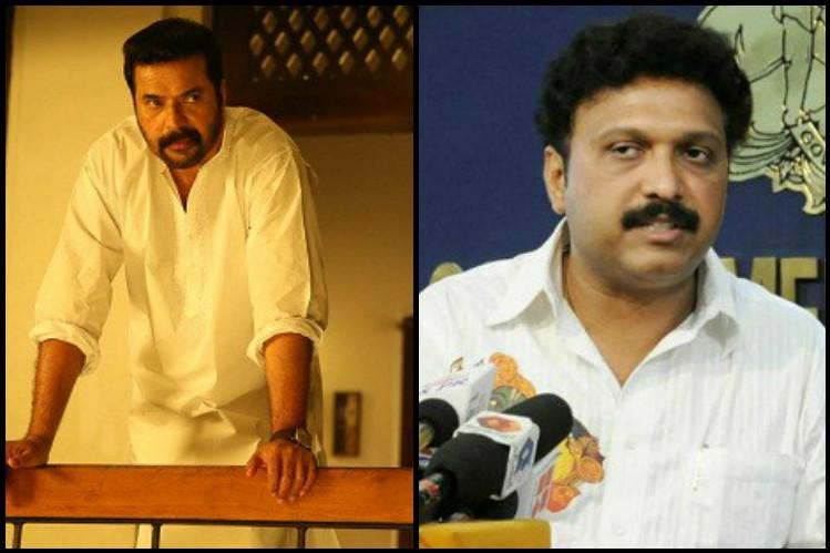 Mammootty-Ganesh Kumar tussle over AMMA control out in the open