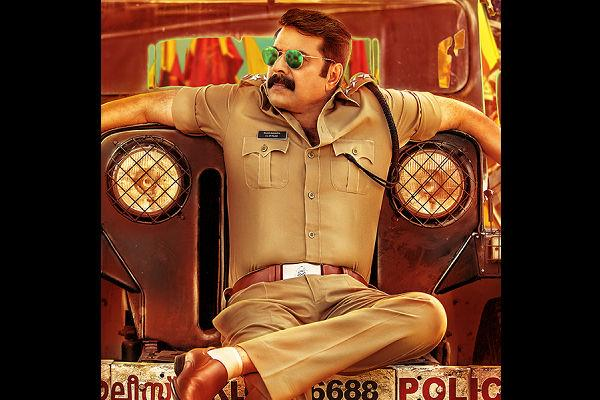 Mammootty or Ronald McDonald Actor trolled for Kasabas first look