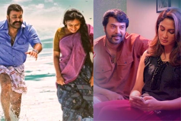 License to romance younger heroines How do Malayalam superstars get away with it