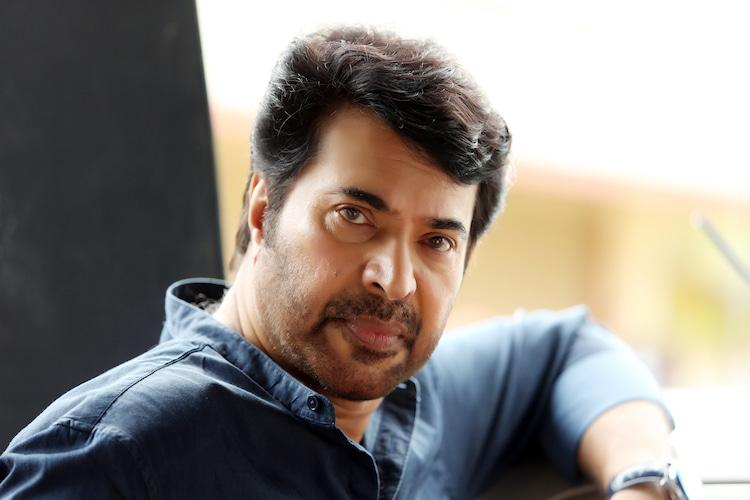 Mammootty sustains minor injuries while shooting fight sequence