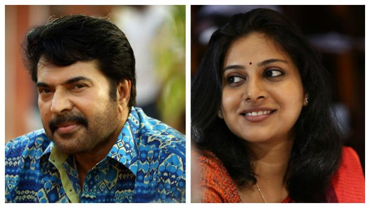 Mammootty reaches out to Anna Rajan after vicious trolling by his fans