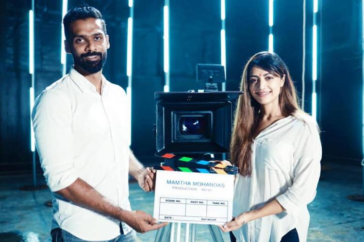 Mamta Mohandas launches her own production house
