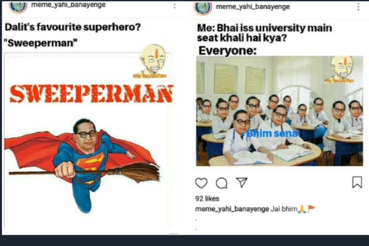 Dalits in Telangana launch campaign to remove Instagram page abusing the community