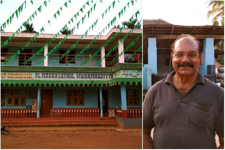 Lessons on religious unity from a Ktaka village Temple Chief donates land to mosque