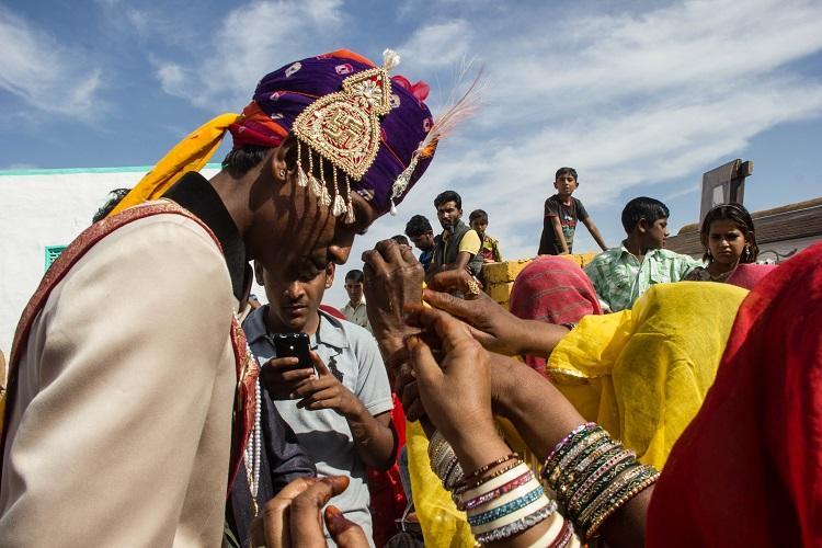 Transcending religion trapped in caste Inside a Manganiyar wedding in Rajasthan