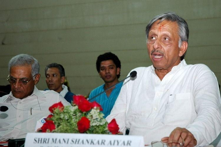 Meant low level not low born Mani Shankar Aiyar justifies his neech barb for Modi