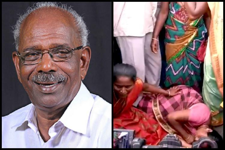 Pembilai Orumai workers on hunger strike in Munnar arrested moved to hospital