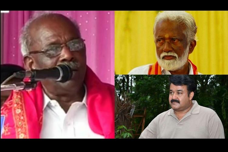 Kerala minister lashes out at Mohanlals black money and Kummanams love for Modi