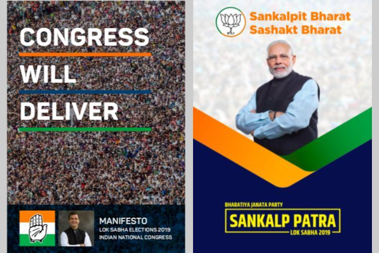 What the Congress and BJP manifestos offer women voters this election